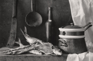 Dried Fish and Double Boiler